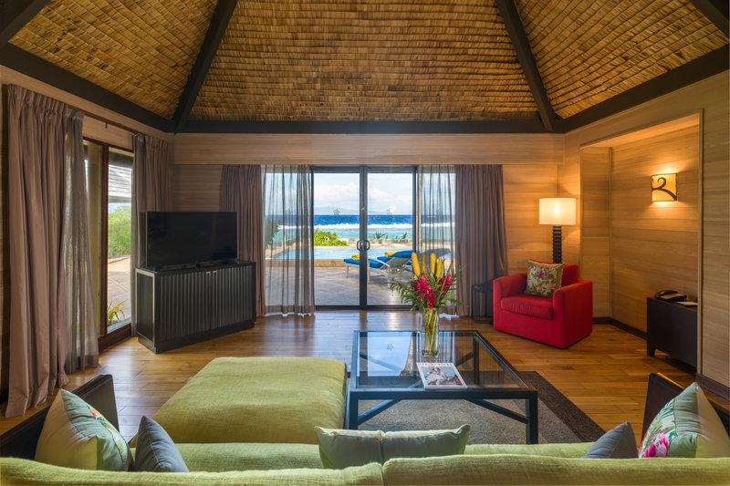 St Regis Resort Bora Bora - Garden Suite Villa With Pool View <br/>Image from Leonardo