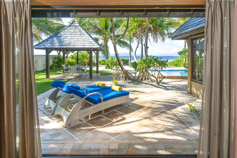 St Regis Resort Bora Bora - Two Bedrooms Garden Suite Villa With Pool View <br/>Image from Leonardo