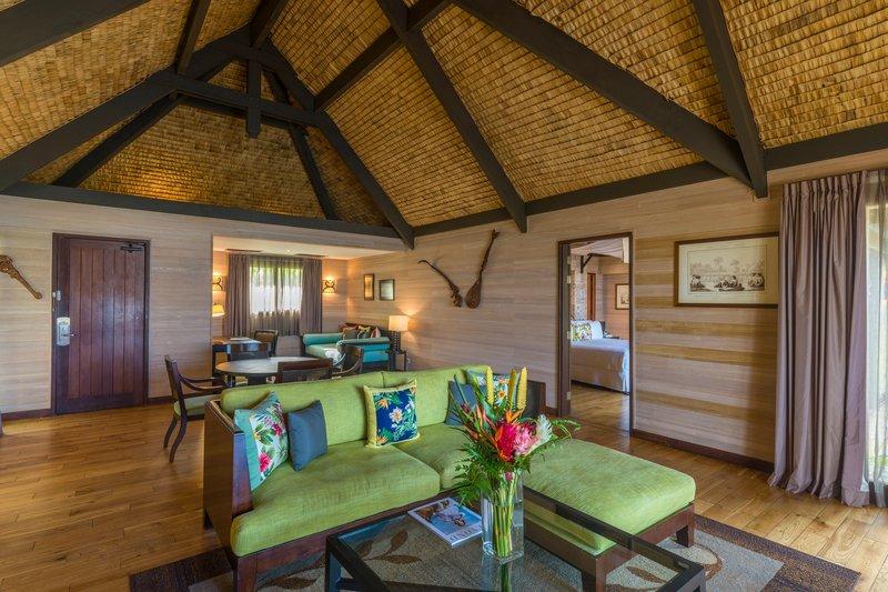 St Regis Resort Bora Bora - Garden Suite Villa With Pool Lounge <br/>Image from Leonardo