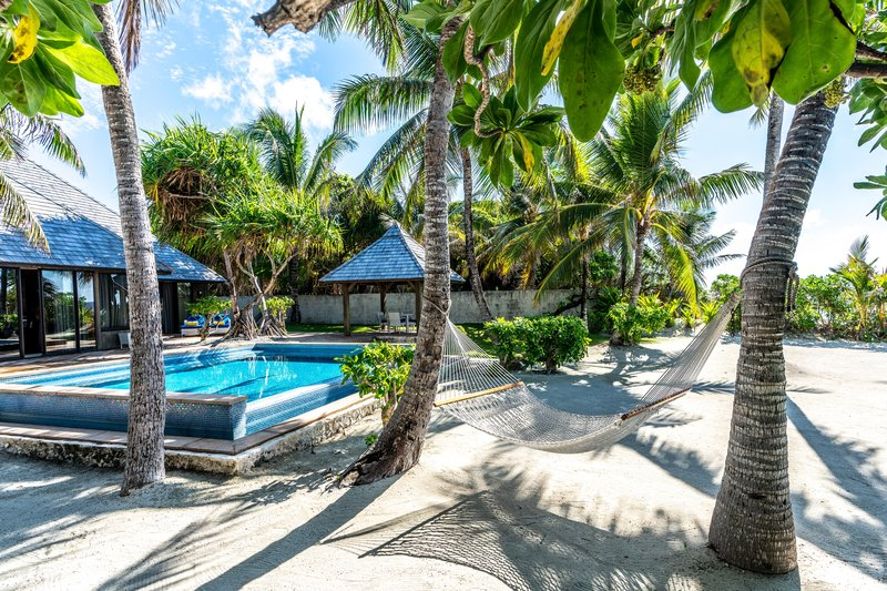 St Regis Resort Bora Bora - Two Bedrooms Garden Suite Villa With Pool Exterior <br/>Image from Leonardo
