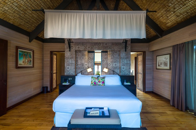 St Regis Resort Bora Bora - King Garden Suite Villa With Pool <br/>Image from Leonardo