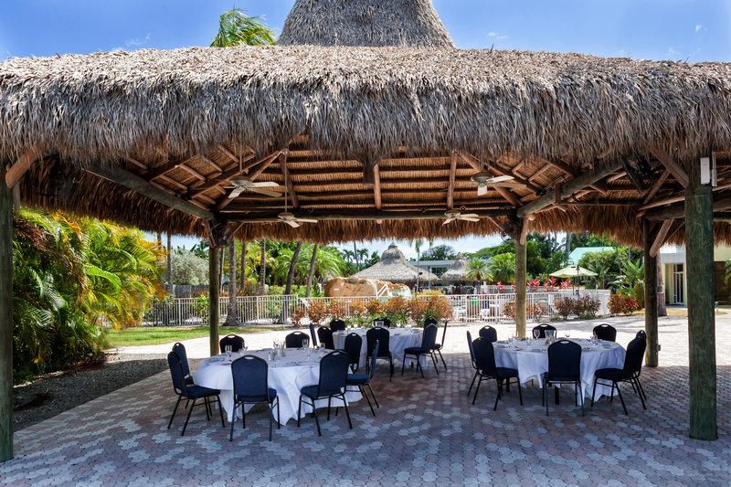Holiday Inn Key Largoatisabel-Offering outdoor event space<br/>Image from Leonardo