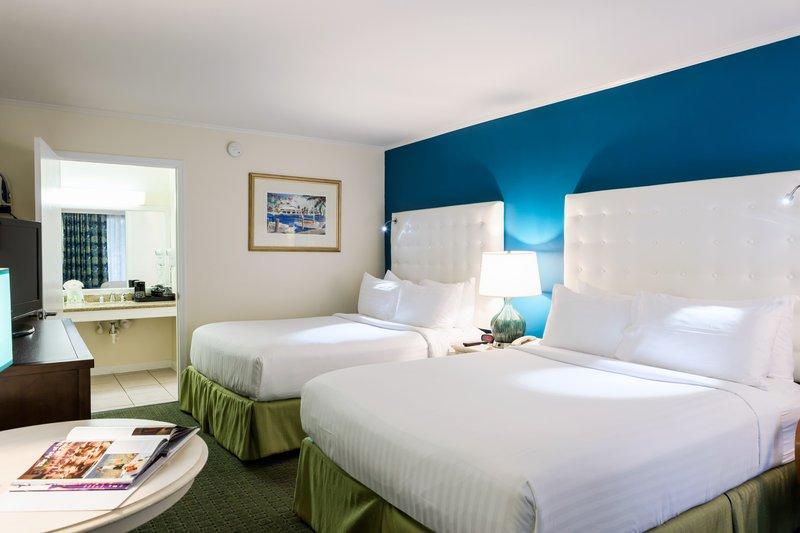 Holiday Inn Key Largoatisabel-Double Bed Guest Room<br/>Image from Leonardo