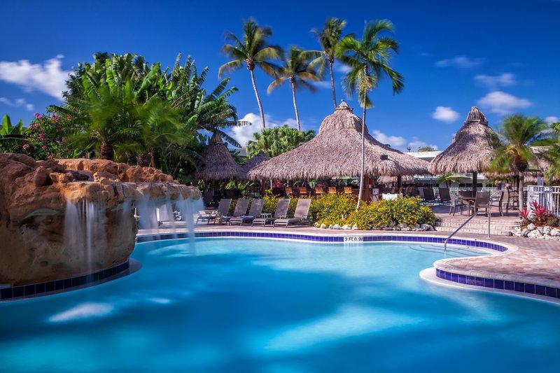 Holiday Inn Key Largoatisabel-Tropically landscaped pool<br/>Image from Leonardo
