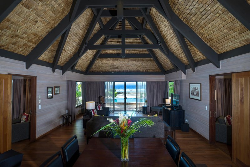 St Regis Resort Bora Bora - Two Bedrooms Garden Suite Villa With Pool Lounge <br/>Image from Leonardo