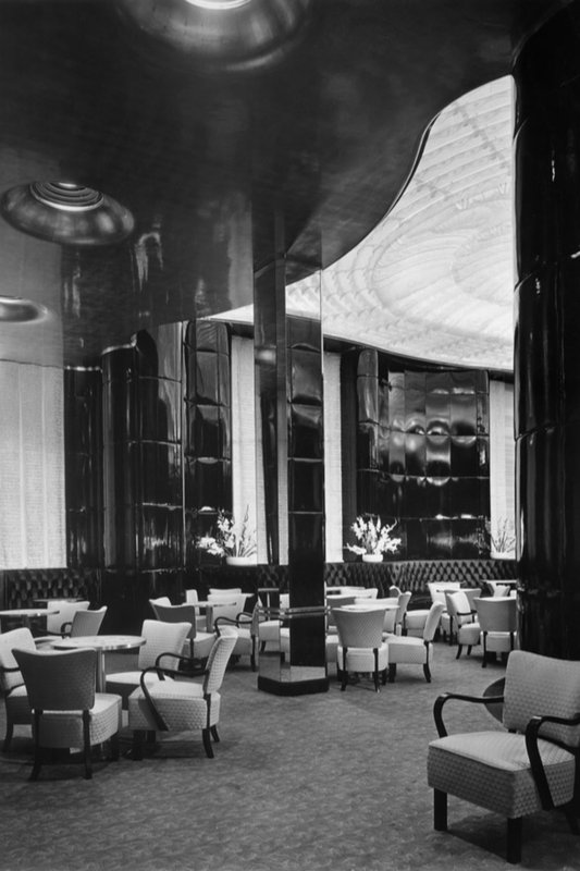 The Westin St. Francis - Historic - Orchid Room & Patent Leather Bar <br/>Image from Leonardo