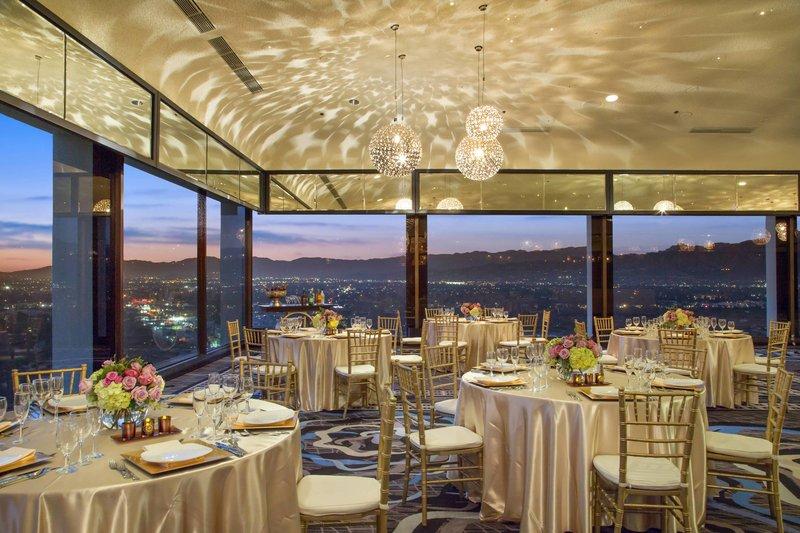 Sheraton Universal Hotel-Starview Ballroom - Social Setup<br/>Image from Leonardo