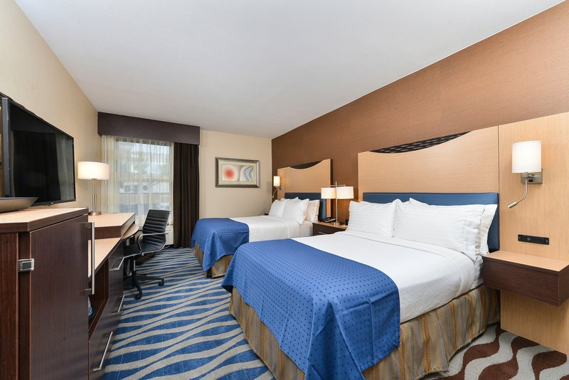 Holiday Inn Cody-At Buffalo Bill Village-double room 2<br/>Image from Leonardo