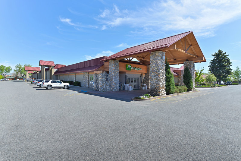 Holiday Inn Cody-At Buffalo Bill Village-Exterior <br/>Image from Leonardo