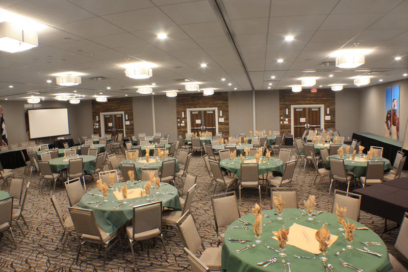 Holiday Inn Cody-At Buffalo Bill Village-Banquet Room<br/>Image from Leonardo