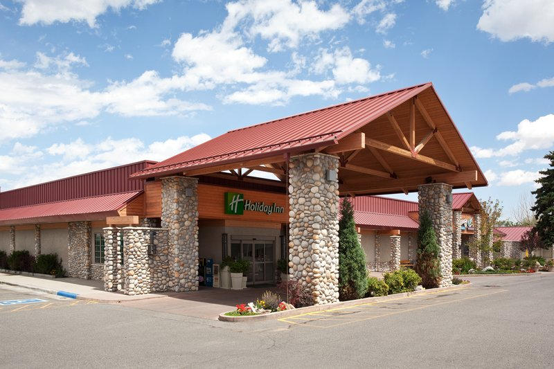 Holiday Inn Cody-At Buffalo Bill Village-Holiday Inn Exterior 1<br/>Image from Leonardo