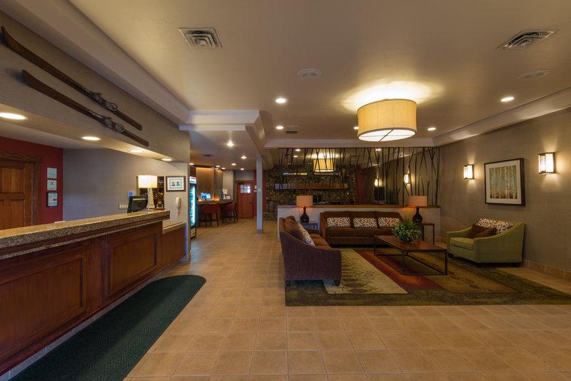 Holiday Inn Steamboat Springs-Hotel Lobby<br/>Image from Leonardo