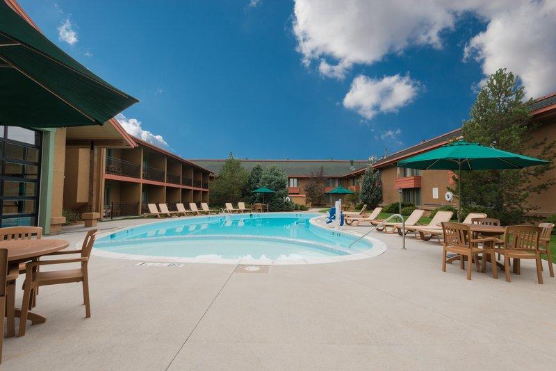 Holiday Inn Steamboat Springs-Swimming Pool<br/>Image from Leonardo