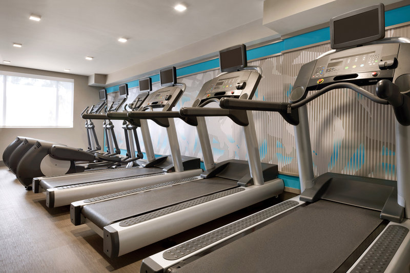 Crowne Plaza Philadelphia - King of Prussia-Our fitness center includes a variety of workout machines.<br/>Image from Leonardo