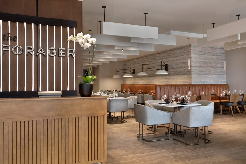 Crowne Plaza Philadelphia - King of Prussia-Enjoy breakfast, lunch and dinner at our new Forager Restaurant<br/>Image from Leonardo