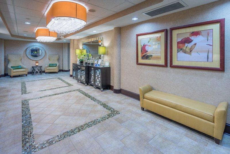 Holiday Inn Express Hanover-Hotel Lobby<br/>Image from Leonardo