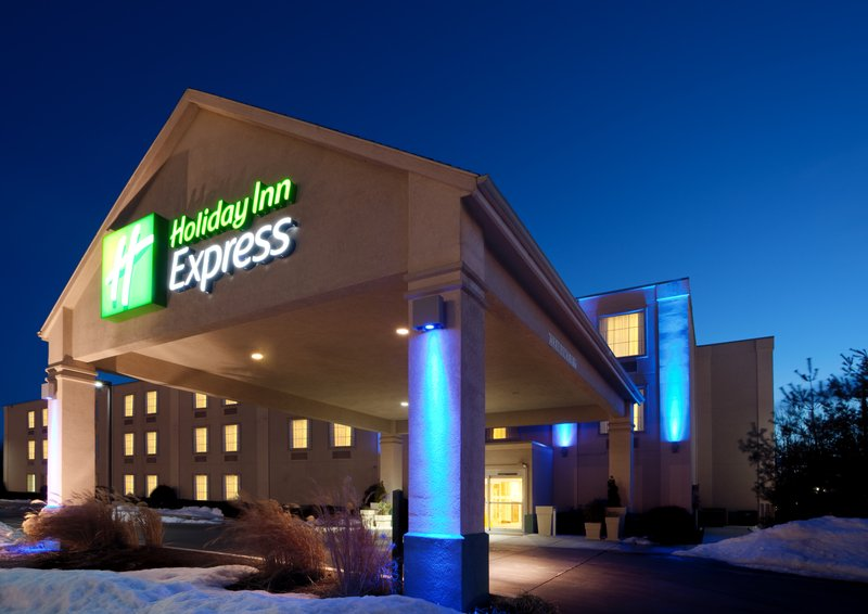 Holiday Inn Express Hanover-Welcome to the Holiday Inn Express of Hanover PA<br/>Image from Leonardo