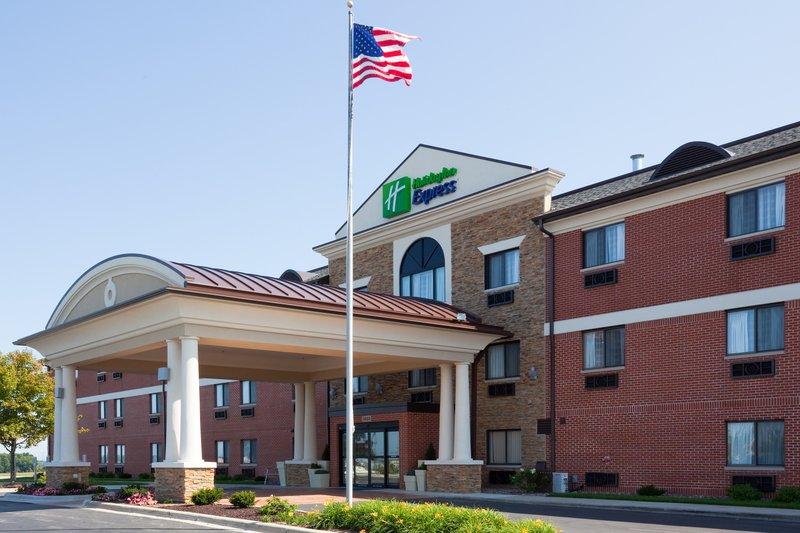 Holiday Inn Express Sheboygan-Kohler (I-43)-Hotel Exterior<br/>Image from Leonardo