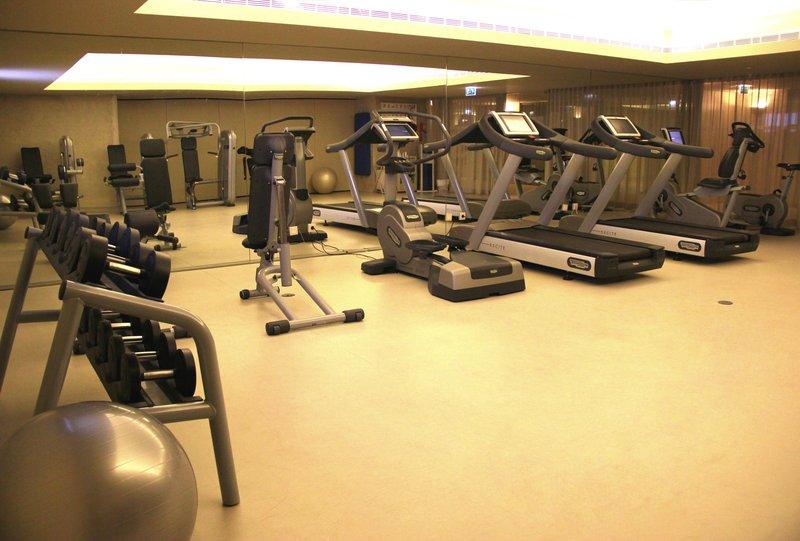 Crowne Plaza Vilamoura - Algarve-Fitness Center<br/>Image from Leonardo