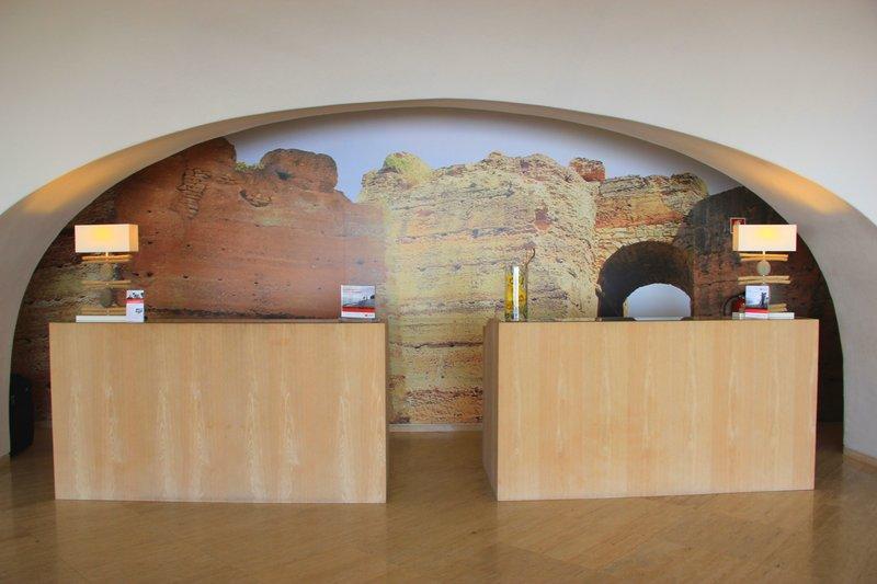 Crowne Plaza Vilamoura - Algarve-Reception<br/>Image from Leonardo