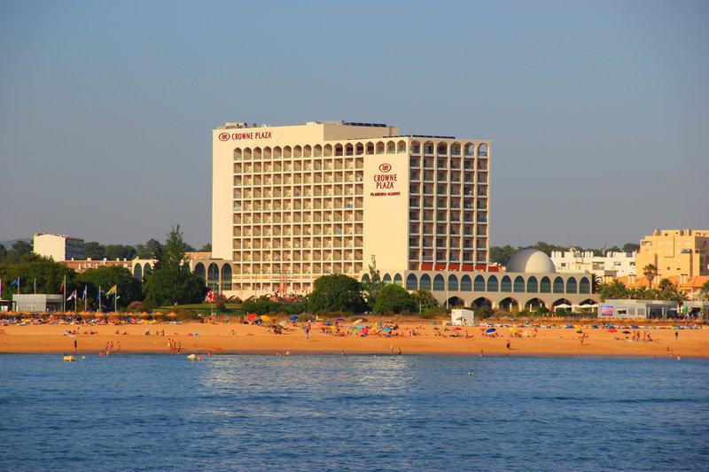 Crowne Plaza Vilamoura - Algarve-Hotel Exterior<br/>Image from Leonardo