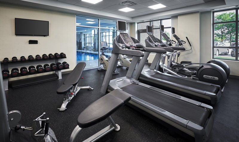 Holiday Inn Hotel & Suites Oakville @ Bronte-Refresh and Renew in our Renovated Fitness Facilities<br/>Image from Leonardo