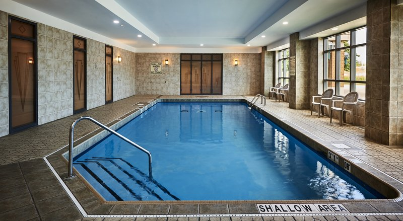 Holiday Inn Hotel & Suites Oakville @ Bronte-Indoor Heated Swimming Pool<br/>Image from Leonardo