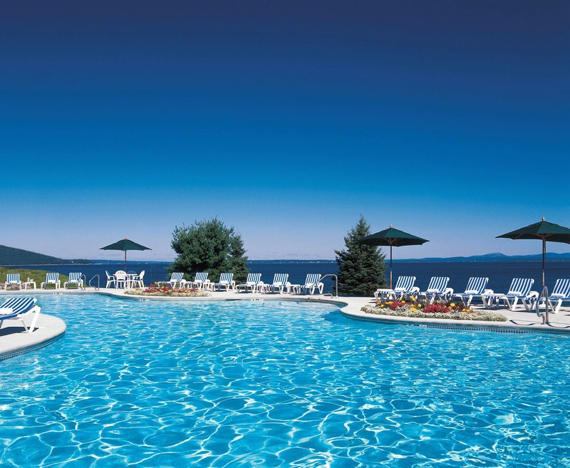 Holiday Inn Resort Bar Harbor - Acadia Natl Park - Swimming Pool <br/>Image from Leonardo