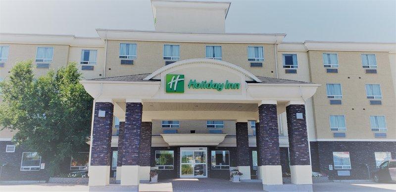 Holiday Inn Hotel & Suites Regina-Hotel located just 15 minutes from Regina International Airport<br/>Image from Leonardo