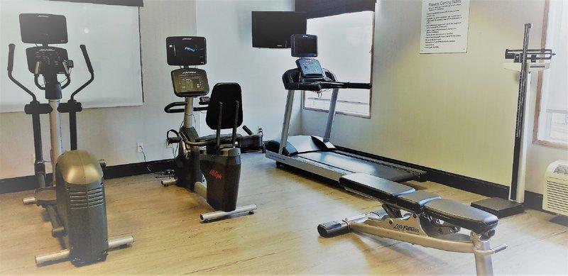 Holiday Inn Hotel & Suites Regina-Fitness Center<br/>Image from Leonardo