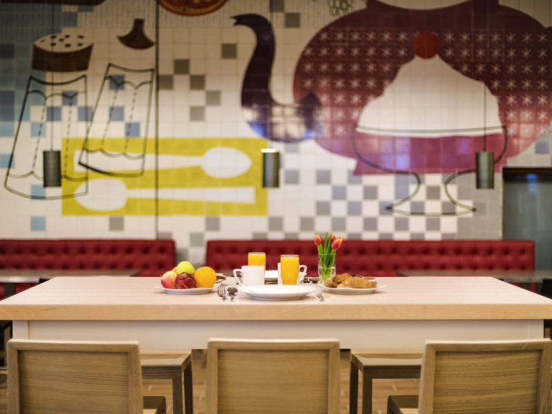 Aparthotel Adagio Liverpool City Centre-Restaurant<br/>Image from Leonardo