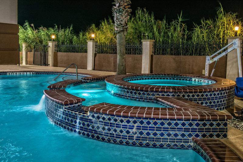 Candlewood Suites Galveston-Swimming Pool/Hot Tub<br/>Image from Leonardo