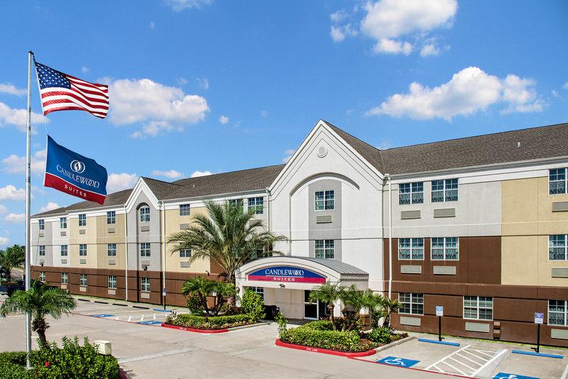 Candlewood Suites Galveston-Hotel Exterior<br/>Image from Leonardo