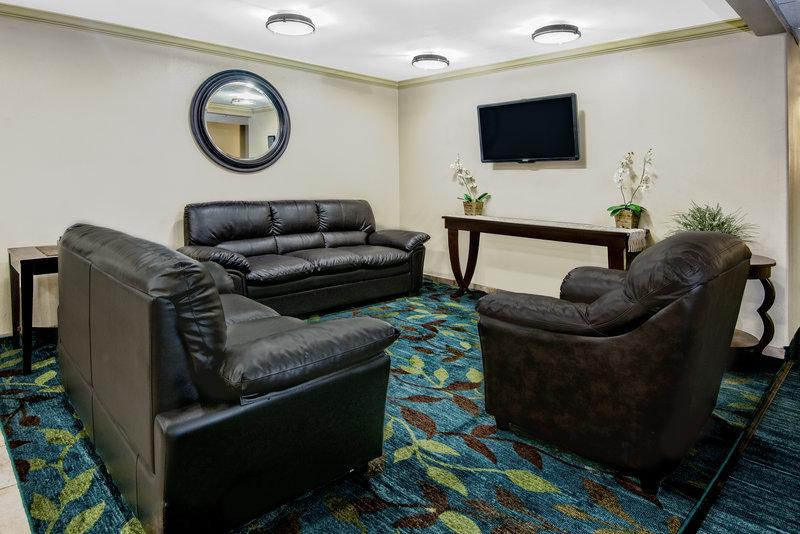 Candlewood Suites Galveston-Hotel Lobby<br/>Image from Leonardo