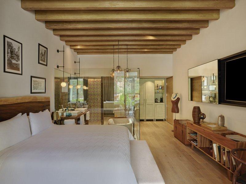 Live Aqua San Miguel Allende-Guest Room <br/>Image from Leonardo