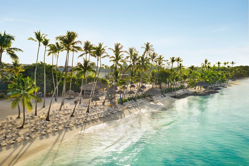 Hilton La Romana, an All Inclusive Adult Rst - Hilton La Romana Beach Views <br/>Image from Leonardo