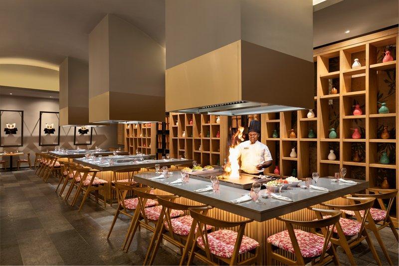 Hilton La Romana, an All Inclusive Adult Rst - Hilton La Romana Sakura Restaurant <br/>Image from Leonardo