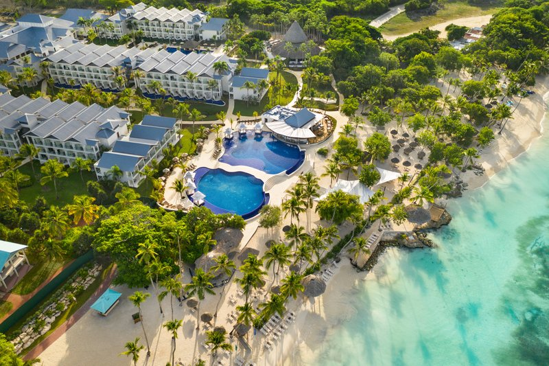 Hilton La Romana, an All Inclusive Adult Rst - Hilton La Romana Beach Views <br/>Image from Leonardo