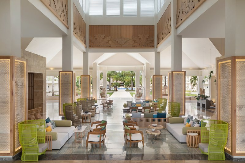 Hilton La Romana, an All Inclusive Adult Rst - Hilton La Romana Lobby Main Lounge <br/>Image from Leonardo