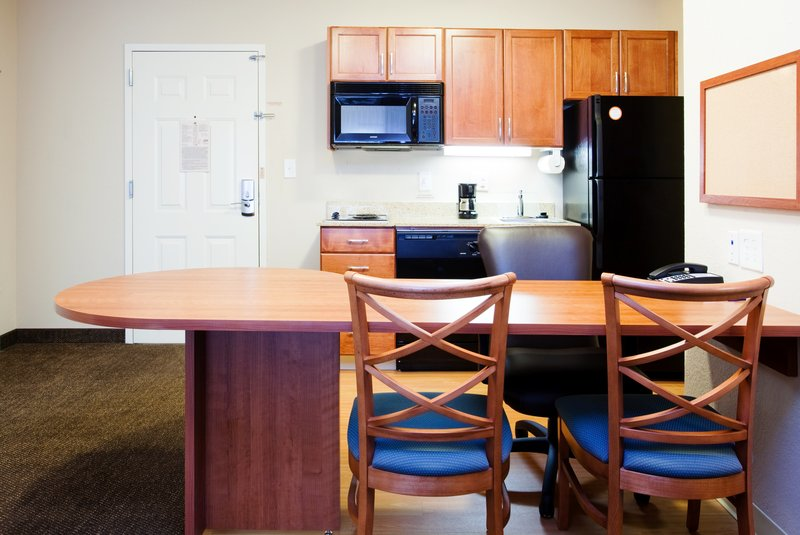 Candlewood Suites New Bern-In-Room Dining<br/>Image from Leonardo