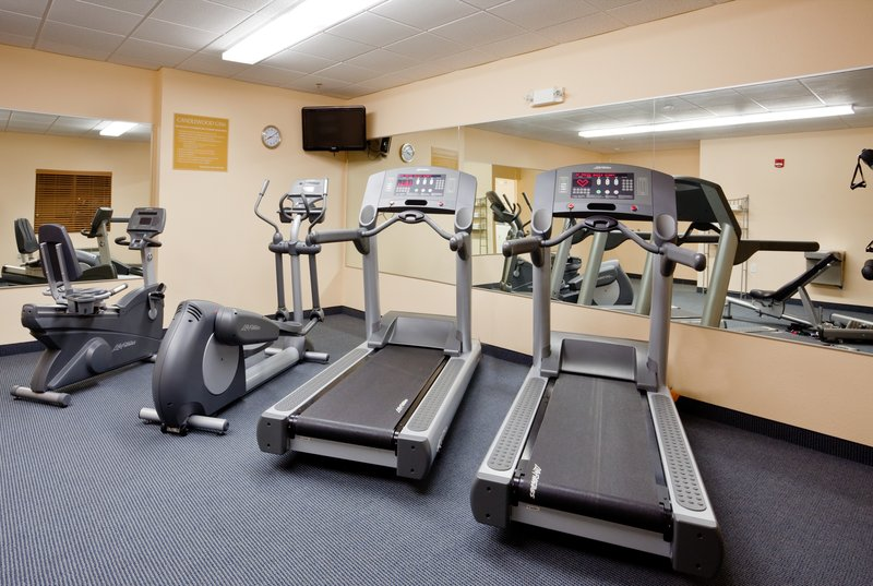 Candlewood Suites New Bern-24/7 Fitness Center<br/>Image from Leonardo