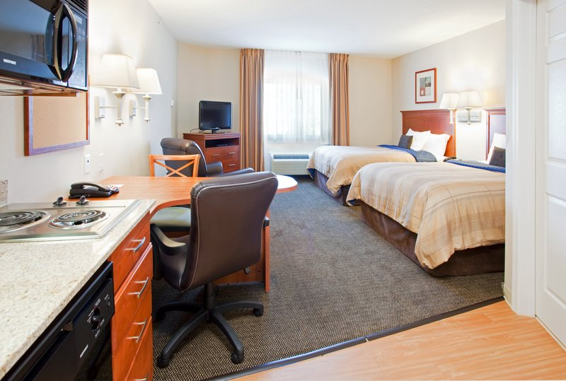 Candlewood Suites New Bern-Guest Room<br/>Image from Leonardo