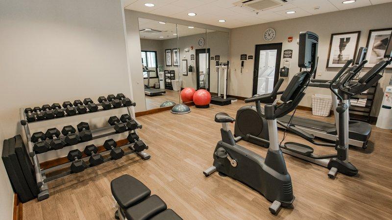 Staybridge Suites Wilmington-Fitness Center<br/>Image from Leonardo
