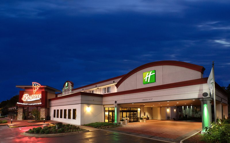 Holiday Inn Little Rock - Airport - Conf Ctr-Hotel Exterior<br/>Image from Leonardo