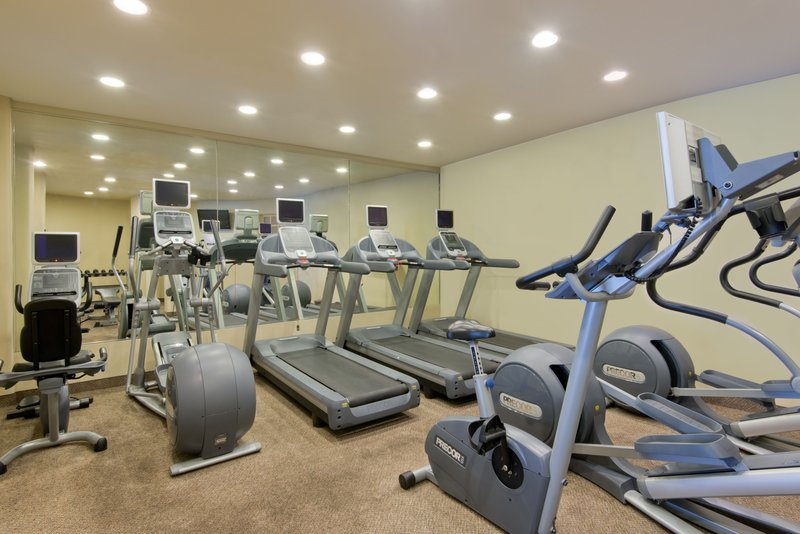 Crowne Plaza Albuquerque-Work out in the well-equipped Fitness Center<br/>Image from Leonardo