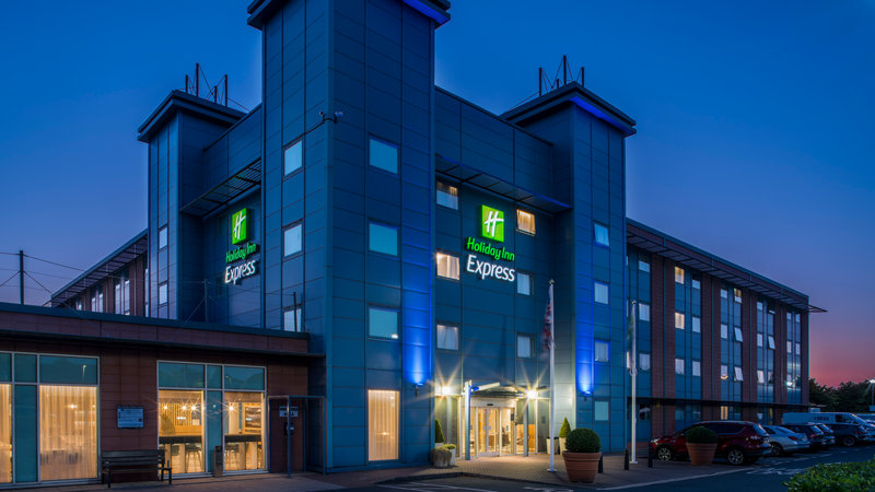 Holiday Inn Express Oxford - Kassam Stadium-Hotel Exterior<br/>Image from Leonardo