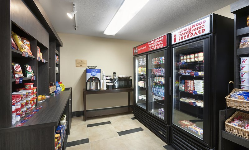 Candlewood Suites Savannah Airport-Candlewood Cupboard <br/>Image from Leonardo