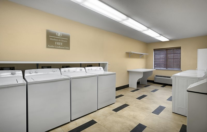 Candlewood Suites Savannah Airport-Laundry Facility<br/>Image from Leonardo