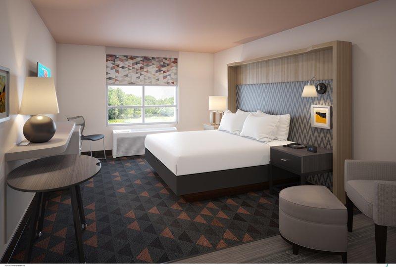 Holiday Inn Long Island Islip Arpt East-Guest Room<br/>Image from Leonardo