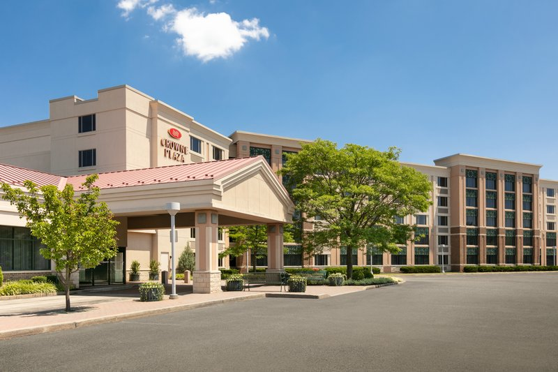 Crowne Plaza Philadelphia - King of Prussia-Our Philadelphia area hotel sits next to King of Prussia Mall.<br/>Image from Leonardo